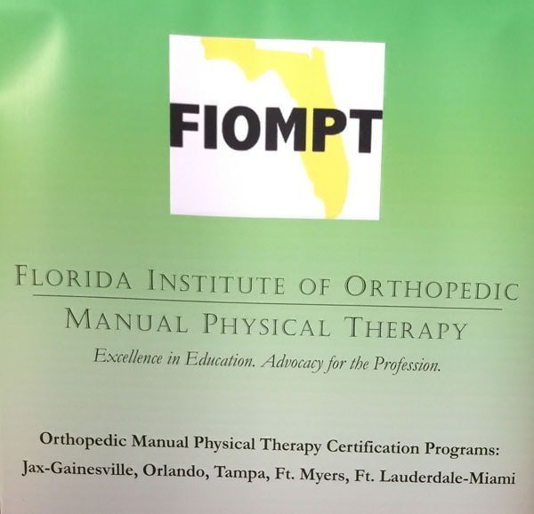 Amy Gibson Earns Orthopedic Manual Certification For Pt Assistants